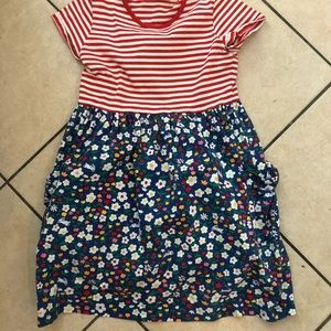 Hanna Andersson Play Dress 140 US 10
